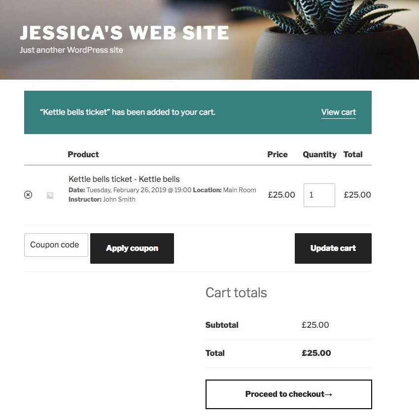 WooCommerce integration lets you quickly and easily add purchasing functionality to your website