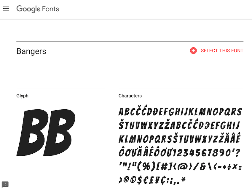 Google Fonts contains hundreds of free fonts that you can add to your WordPress website
