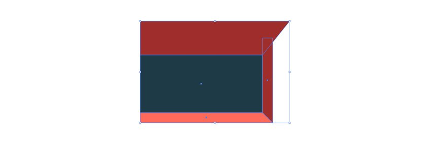Creating a pink rectangle