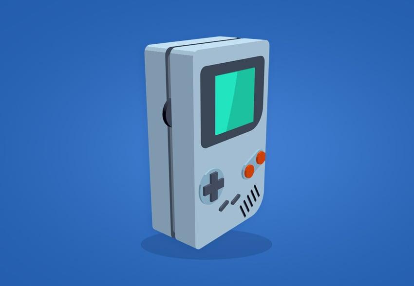 Final Nintendo Game Boy Image