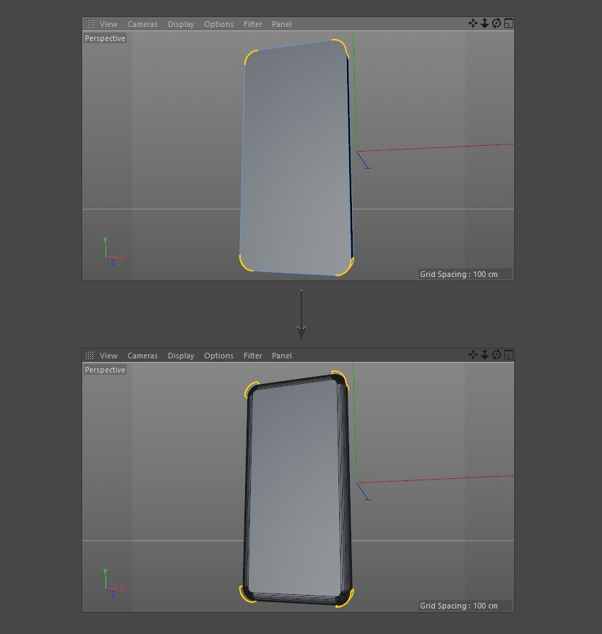 Smoothing the edges of the iPhone