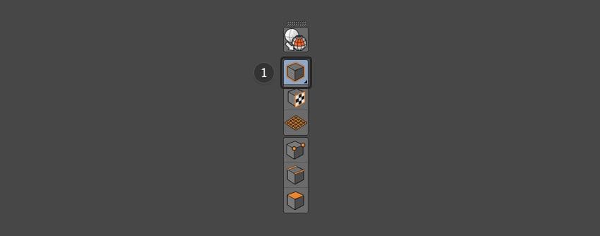 Select Model button