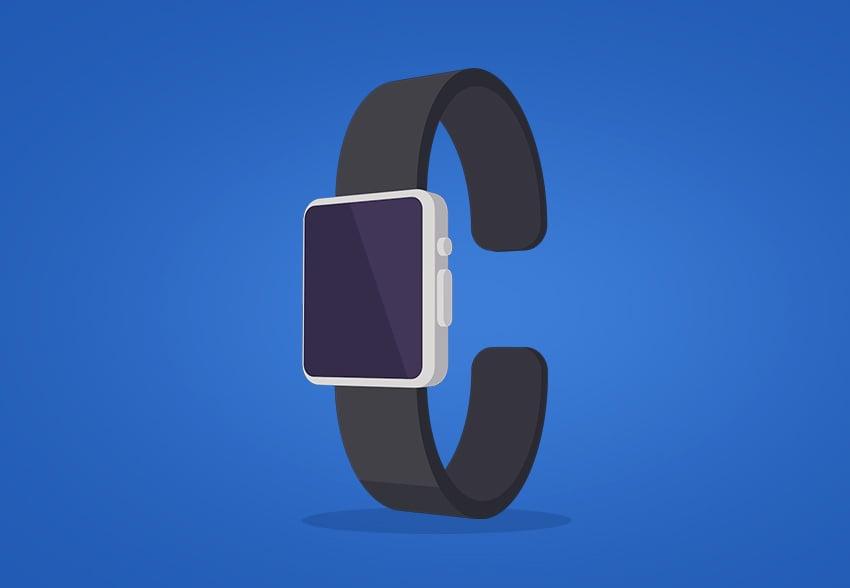 Final Smartwatch render
