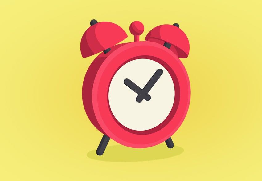 Final Alarm Clock color render
