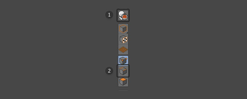 Select the Make Editable and Edge Selection buttons