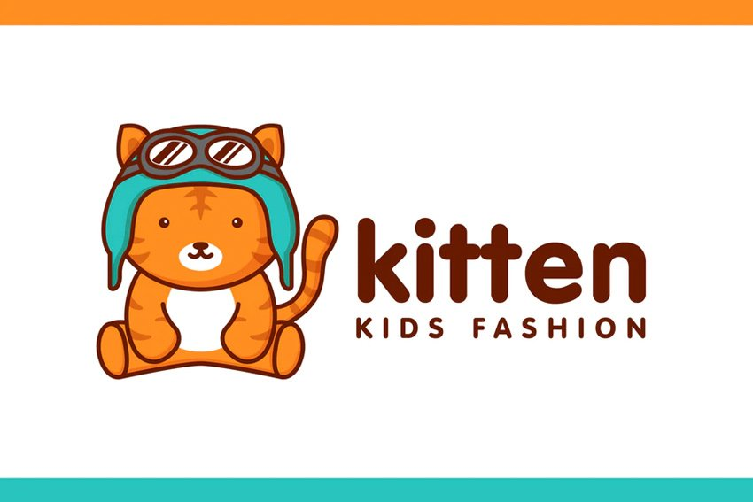 kitten character