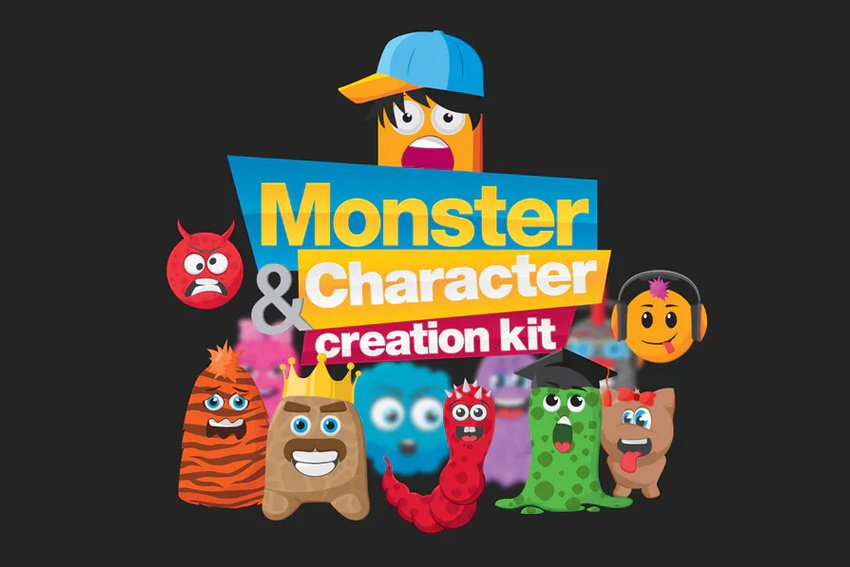 monster characters