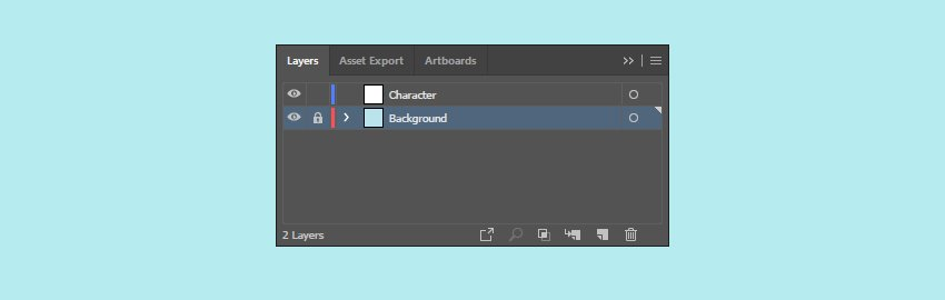 illustrator layers