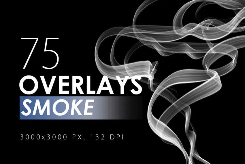 Smoke overlays