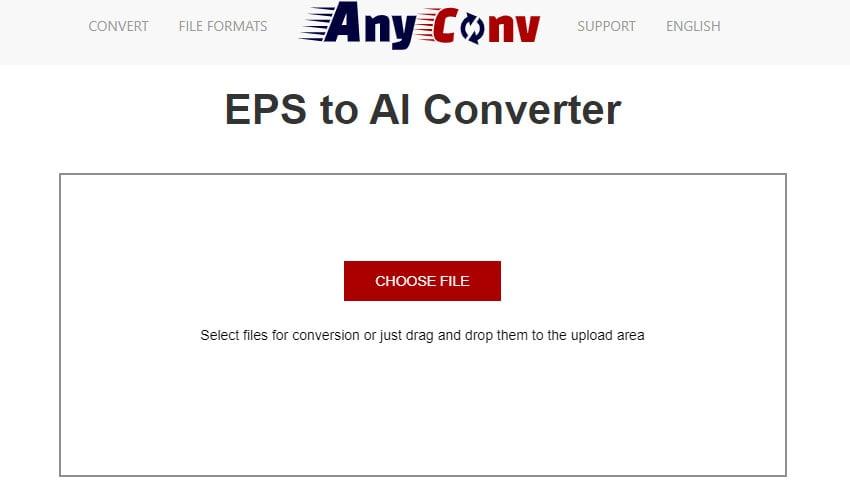 Use online converter