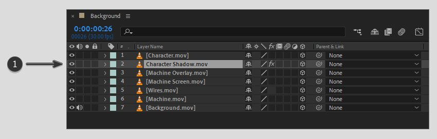 rename shadow layer