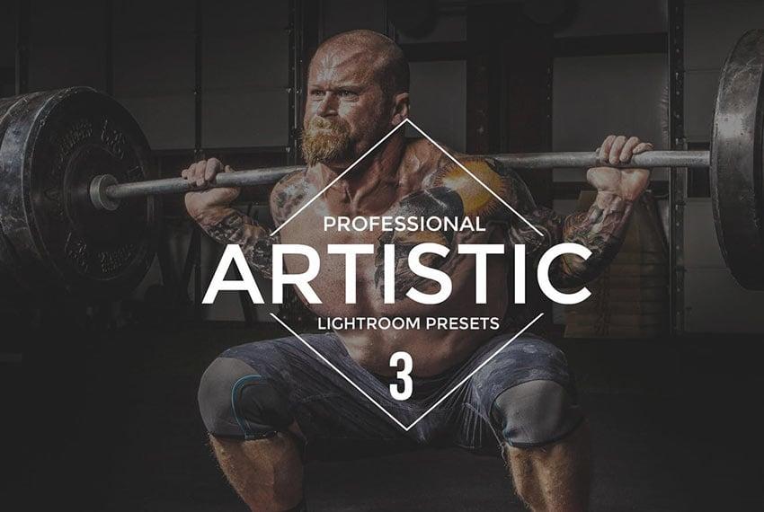 Artistic Lightroom Presets Vol. 3