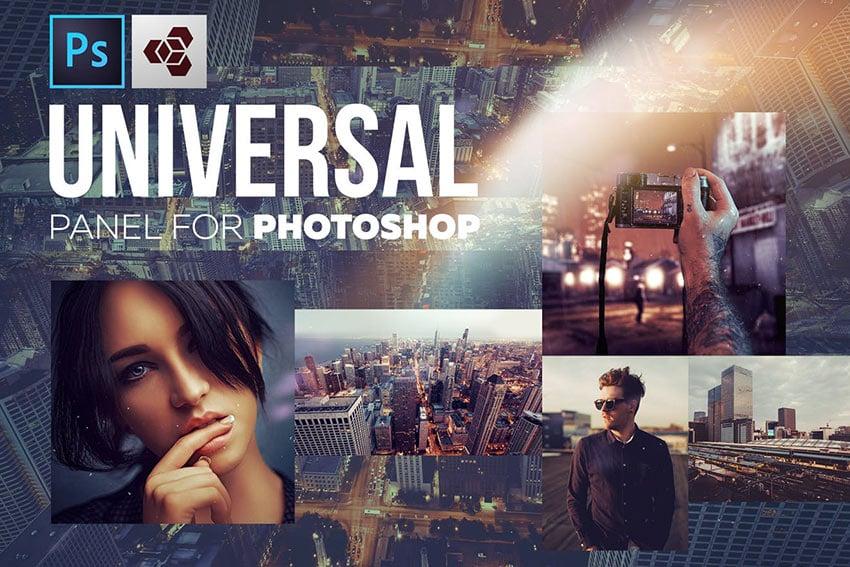 Universal Photoshop Panel