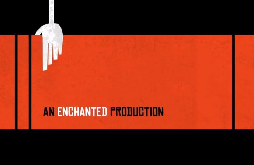 Retro Graphics Title Sequence