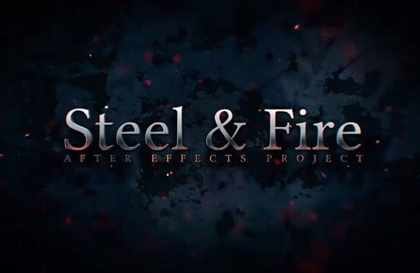 Steel Fire - Cinematic Titles Trailer and Teaser