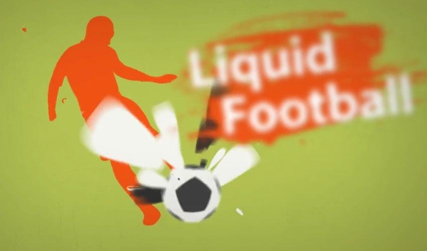 Liquid Football Soccer