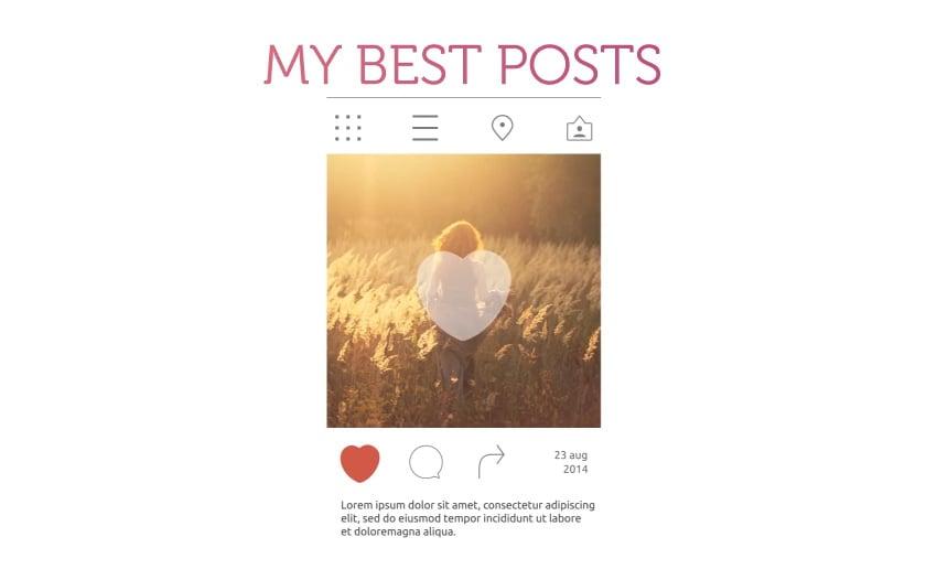 My Instagram Promo