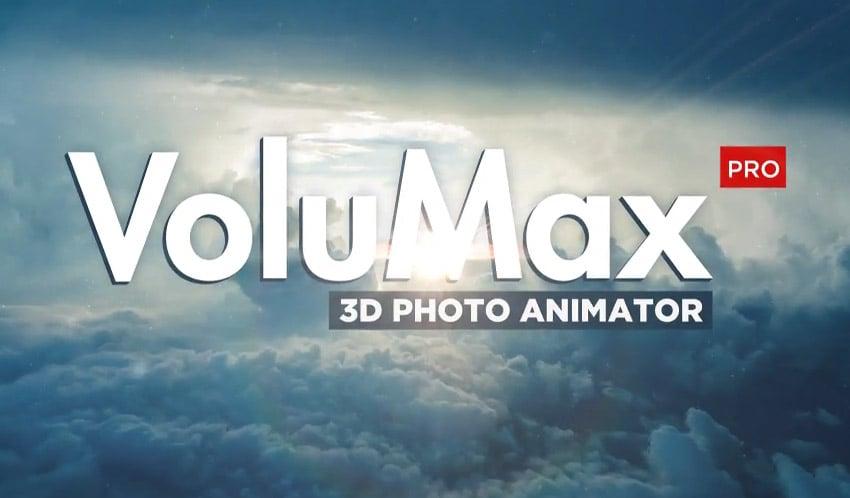 VoluMax - 3D Photo Animator AE Templates