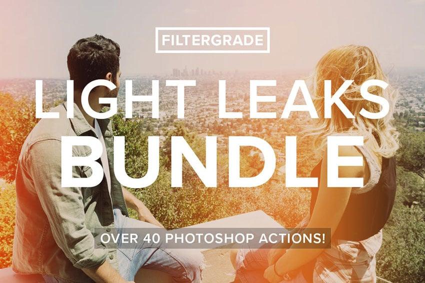 FilterGrade Light Leaks Bundle