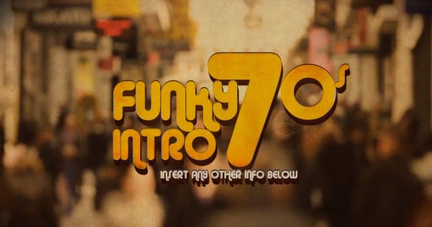 Funky Intro