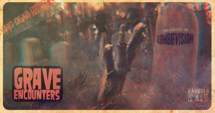 GRAVE ENCOUNTERS The Living Dead Bundle