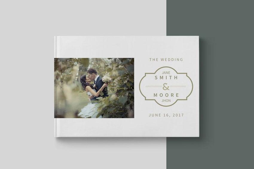 Simple Wedding Album