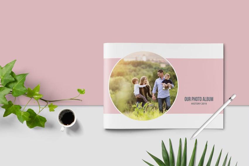 Family Or Baby Photo Album