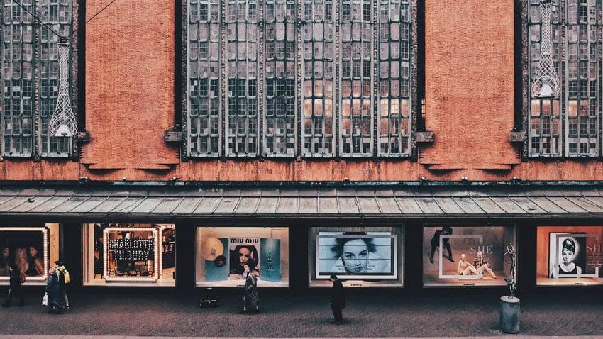 film billboards