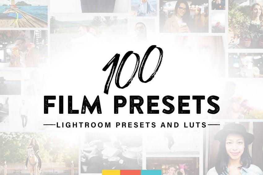 100 Film Lightroom Presets