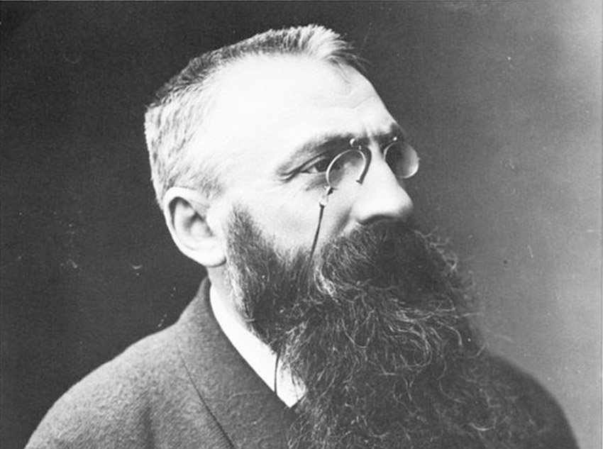 Auguste Rodin - Nadar