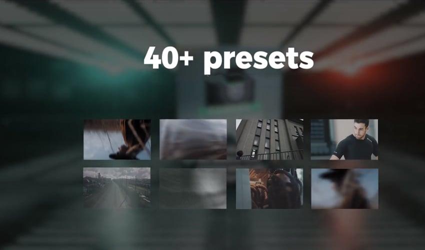 Camera Transitions Presets