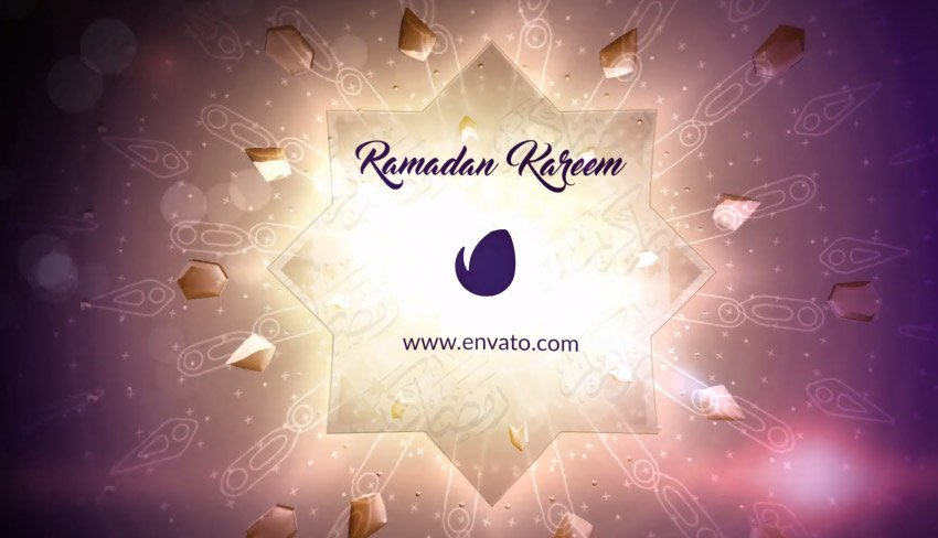 Ramadan Package After Effects Template