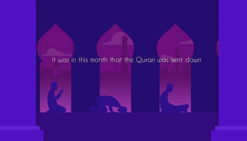 Ramadan Animation Template After Effects
