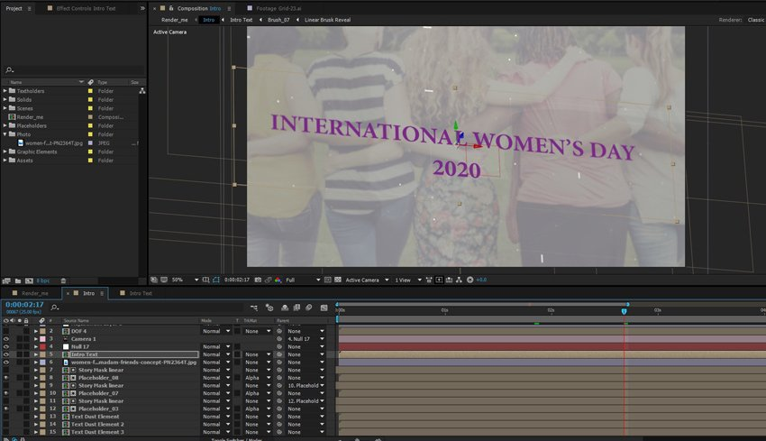intro slide added image