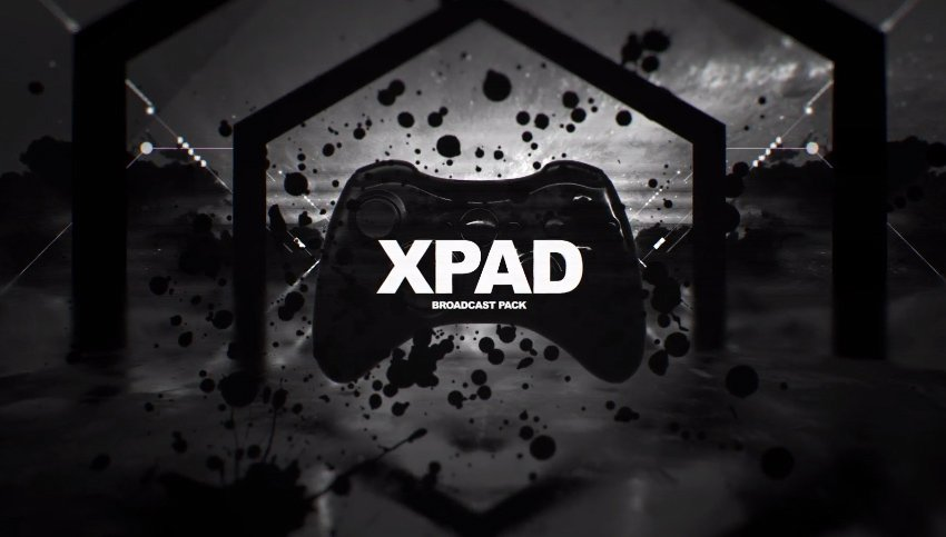 XPaD Broadcast Pack  After Effects