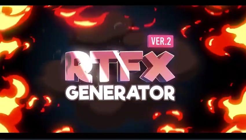 RTFX Generator