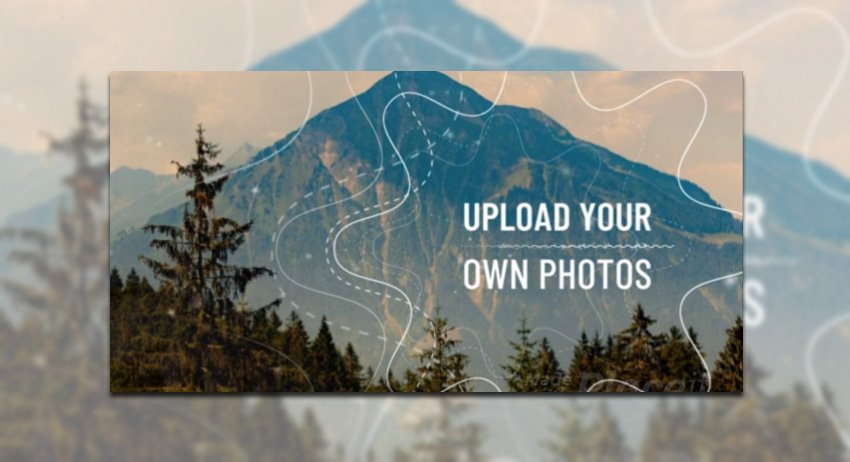 Photo Slideshow Video Maker with Linear Animations