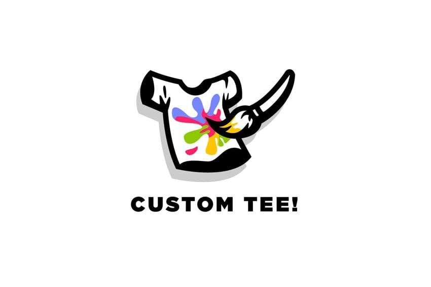 Custom Tee - Tshirt Logo
