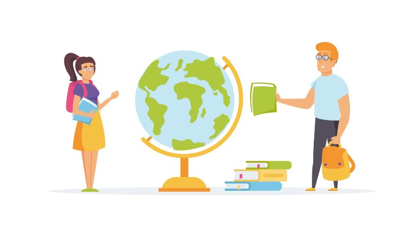 Online education - Scene Situation from Envato Elements