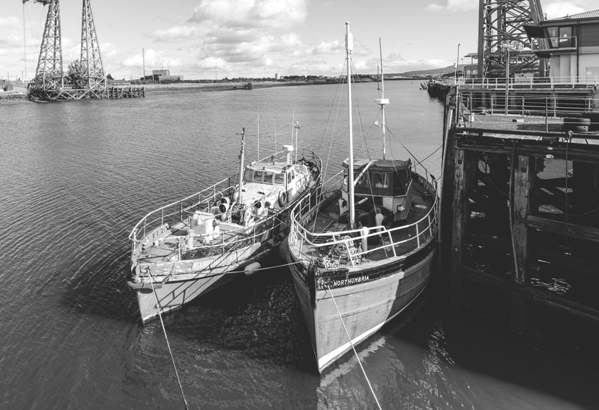 boats after quick edit
