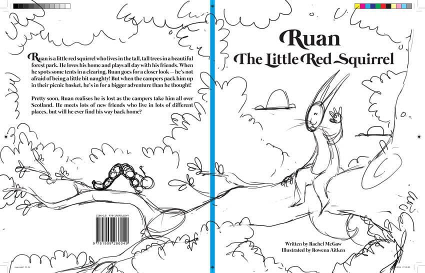 Ruan Rough Sketch