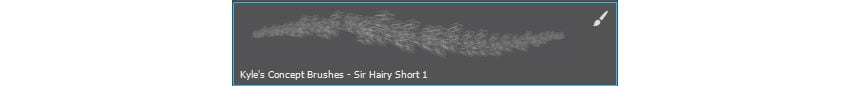 Kyles Concept Brushes - Sir Hairy Short 1