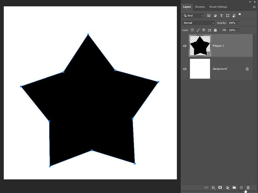 25 Star Sample