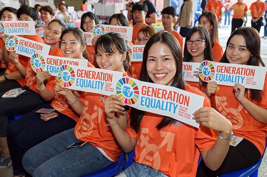 Photo UN Women Pornvit Visitoran