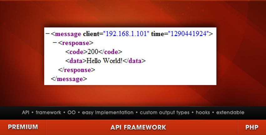 API Framework