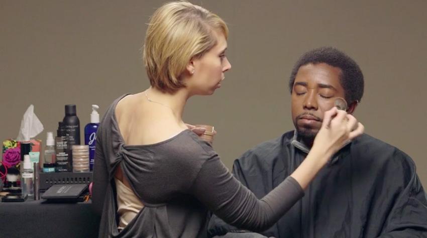 Natural Looking Makeup for Men With Darker Skin