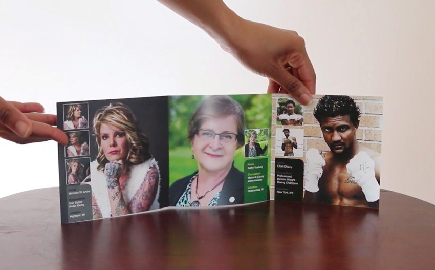 Printed Promotional Pieces for Photographers