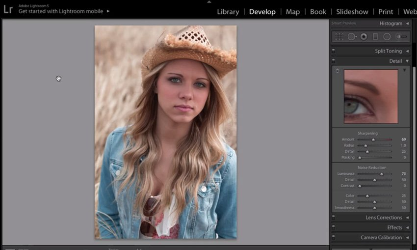 Screenshot from the course From RAW Capture to the Pixel-Perfect Photograph