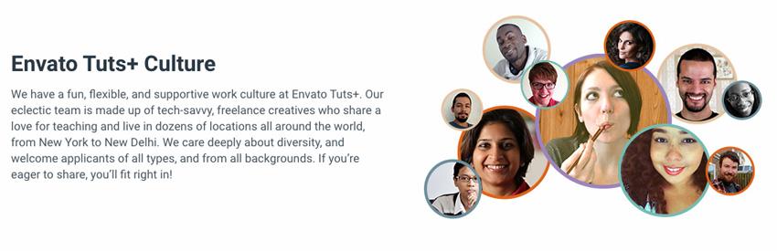 teach at Envato Tuts