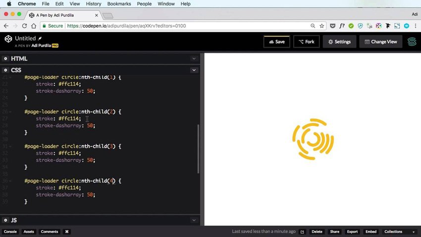 6 Handy CSS3 Animation Projects screenshot